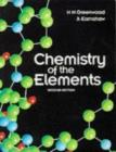 Image for Chemistry of the elements