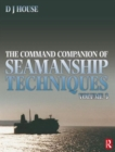 Image for The command companion of seamanship techniques