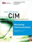 Image for Marketing communications 2008-2009