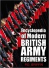 Image for Encyclopedia of modern British Army regiments
