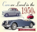 Image for Cars we loved in the 1950s