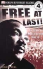 Image for Free at last!  : the story of Martin Luther King, Jnr.