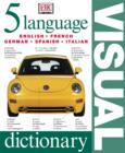Image for 5 language visual dictionary
