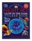 Image for The Ultimate Night Sky Glow in the Dark Sticker Book