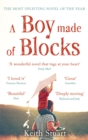 Image for A boy made of blocks