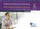 Image for CIM Paper 8 Marketing Management in Practice : Passcard