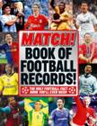 Image for MATCH! book of football records!