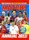 Image for Match Annual 2011 : From the Makers of the UK's Bestselling Football Magazine