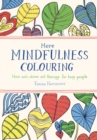 Image for More Mindfulness Colouring : More Anti-stress Art Therapy for Busy People
