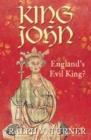 Image for King John  : England's evil king?