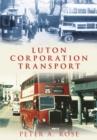 Image for Luton corporation transport