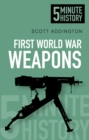 Image for The First World War weapons