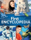 Image for Kingfisher first encyclopedia.