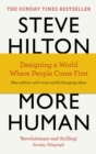 Image for More human: designing a world where people come first