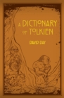 Image for Tolkien  : a dictionary