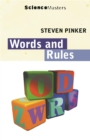 Image for Words and rules  : the ingredients of language