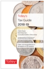 Image for Tolley's tax guide 2018-19
