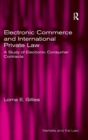 Image for Electronic commerce and international private law  : a study of electronic consumer contracts