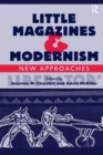 Image for Little magazines & modernism  : new approaches