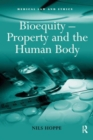 Image for Bioequity  : property and the human body