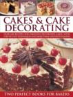 Image for Cakes & cake decorating  : two perfect books for bakers