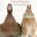 Image for Furry Friends 2016 Calendar