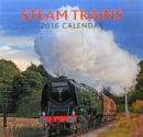 Image for Steam Trains 2016 Calendar