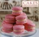 Image for Cakes 2016 Calendar