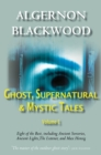 Image for Best ghost stories of Algernon Blackwood