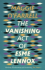 Image for The vanishing act of Esme Lennox