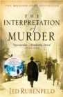 Image for The interpretation of murder