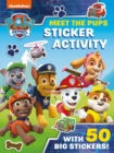 Image for Paw Patrol: Meet the Pups Sticker Activity : A Nickelodeon Series