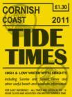 Image for Cornish Coast Tide Times 2011