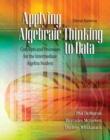 Image for Applying Algebraic Thinking in Data