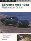 Image for Corvette restoration guide 1968-1992