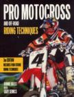 Image for Pro motocross and off-road riding techniques