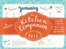 Image for The Kitchen Companion Page-A-Week Calendar 2017