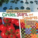 Image for Circles, stars, and squares: looking for shapes