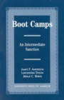 Image for Boot Camps : An Intermediate Sanction