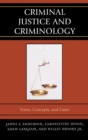 Image for Criminal Justice and Criminology : Terms, Concepts, and Cases