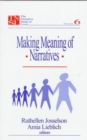 Image for Making Meaning of Narratives