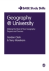 Image for Geography@university  : making the most of your geography degree and courses