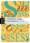 Image for A student's guide to presentations  : making your presentation count
