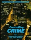 Image for Controlling crime