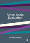 Image for Small scale evaluations  : principles and practice