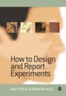 Image for How to design and report experiments