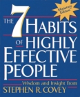 Image for The 7 habits of highly effective people  : wisdom and insight
