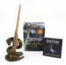 Image for Harry Potter Voldemort's Wand with Sticker Kit : Lights Up!