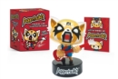 Image for Aggretsuko Figurine and Illustrated Book : With Sound!