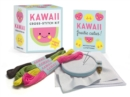 Image for Kawaii Cross-Stitch Kit : Super-Cute!